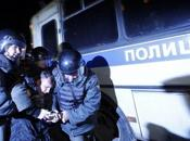 Manifestations Moscou: centaines d'arrestations