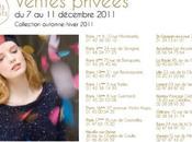 Vente Privée Petits Hauts décembre 2011 Des...