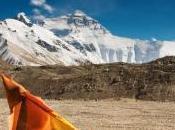 Glaciers l'Himalaya bientôt rayés carte
