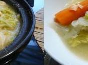 repas chaud, c'est bien aussi Japon, quand nous tiens...)