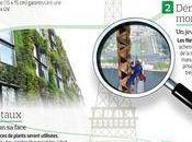 tour Eiffel végétalisée Projet
