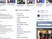 Nicolas Sarkozy utilise site Internet l'Elysée pour préparer future campagne