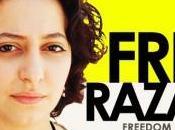 Liberté pour Razan Ghazzawi #freerazan