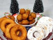 Beignes Noël traditionnels