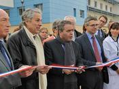 L'hôpital Bourgoin-Jallieu inauguré Xavier Bertrand