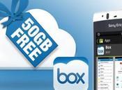 L'offre Sony Ericsson Box.net active, dernier délai 31-12-11