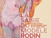 saisie modèle musée Rodin