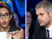 Clash Audrey Pulvar Laurent Wauquiez France Ruquier