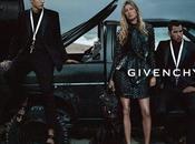 Gisele Bundchen campagnes Givenchy Versace