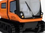 véhicule polluant pour l'Antarctique