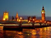 réveillon Londres