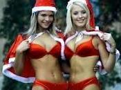 Ligue Père Noël dans ordures 2011