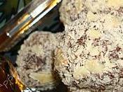 Truffes chocolat façon Cupcakeista Trufas chocolate manera