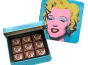chocolats Marilyn Monroe version Warhol!!!
