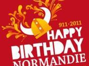 """Normandie fêter """"1100 ans"""" 2011, petit retour forme résumer..."""