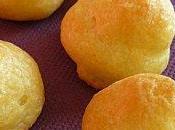 gougères parmesan