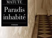 Paradis inhabité Maria Matute