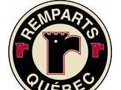 Remparts Québec reçoivent l'Océanic Rimouski décembre 2011 Colisée Pepsi