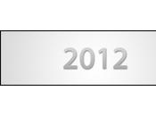 2011 derière nous, faites place 2012!