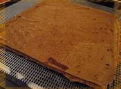 Pâte Biscuit roulé pour bûche sans blancs neige