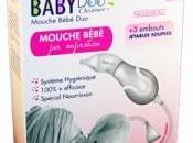 Allez mouche-toi bébé, c'est sorcier Hein quoi faut utiliser mouche-bébé