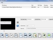 Convertir qu'une partie n'importe quel fichier avec Media Converter