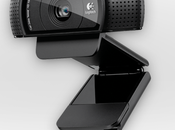 Logitech dévoile webcam full-HD C920
