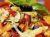 Pâtes sicilienne