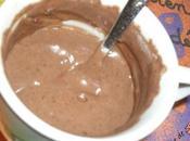 Banane chocolat confiture, gourmandise enfance