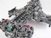 Battlecruiser Starcraft LEGO
