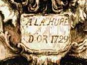 Pour amoureux vieux Paris Huchette, hure d'or.