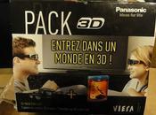[Home Cinéma] Achat pack Panasonic paires lunettes Lion