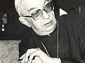 Pour l'histoire propos cardinal Tarancón, archevêque Madrid (1971-1983)