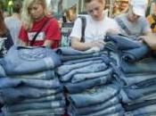 Soldes Jeans Coup d'envoi officiel saison hiver 2012