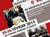 Echecs Nancy Grands-maîtres Festival