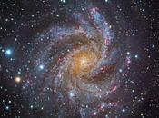 [Image jour] Sublime portrait galaxie d'artifice