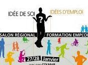 votre agenda janvier 34ème édition Salon Régional Formation Emploi Colmar