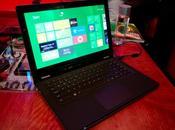 Photos vidéo Lenovo IdeaPad Yoga portable pliable sous Windows