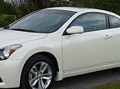 Essai routier: Nissan Altima Coupe 2012