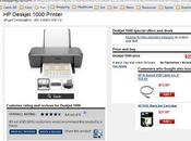 Imprimante, cartouche d'encre logique prix