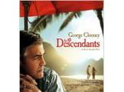 """The Descendants"" Clooney pays deuil"