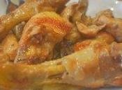 Poularde champignons doux