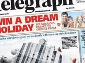 Bourde journalistique:la Belfast Telegraph janvier