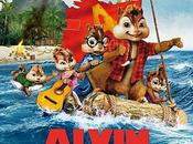 Critique Ciné Alvin Chipmunks avant l'aventure