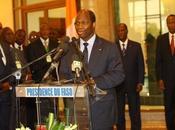 Alassane Ouattara Burkina Faso: communiqué final sanctionné visite
