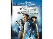 Cowboys Envahisseurs Blu-ray décolte