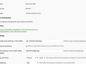 Comment sauvegarder automatiquement votre site WordPress Dropbox