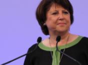 Martine Aubry: «Hier, nous avons président sans cap, solution, continue faire payer classes moins aisées»