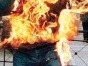 Tiaret: Décès jeune s'est immolé