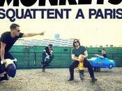 Arctic Monkeys Casino Paris janvier 2012